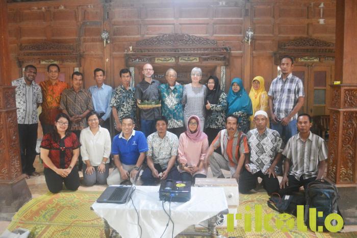 Jawa Tengah Sebagai Sentra Produksi Beras Berkelanjutan di Indonesia