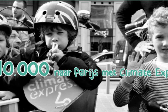 Ga met Vredeseilanden mee naar de Klimaatmars in Parijs