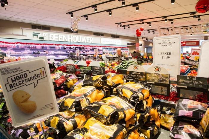 Vergeet de protesterende boeren en EU ministers: ga voor vogelweide kaas