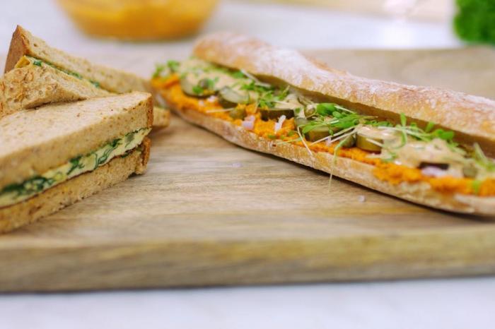 Nieuwe richtlijnen gezonde broodjes op school... nu ook duurzaamheid integreren
