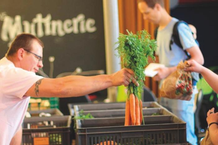 Een korte keten naar supermarkten en horeca in Gent?