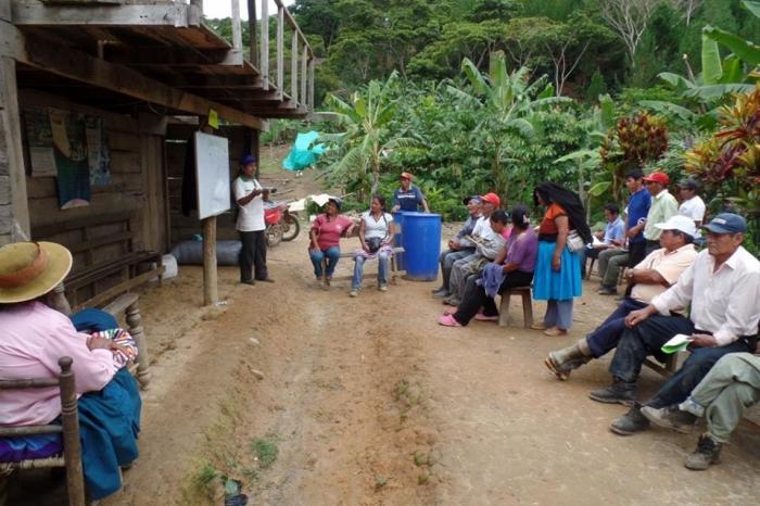 Hoe een Peruviaanse coöperatie aan de sociale bescherming van haar leden werkt