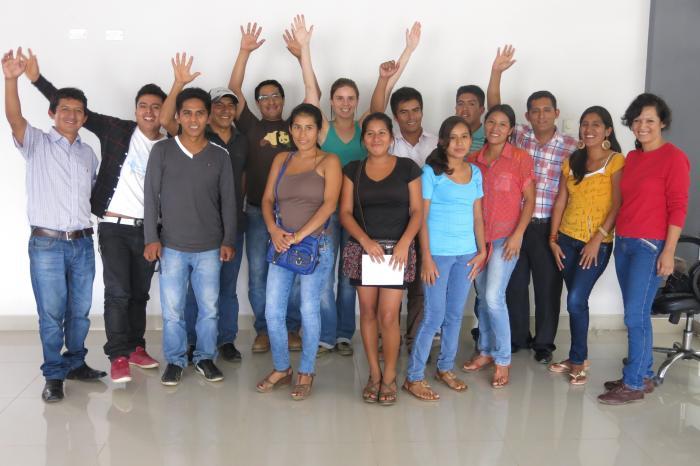 Nueva publicación sobre jóvenes emprendedores