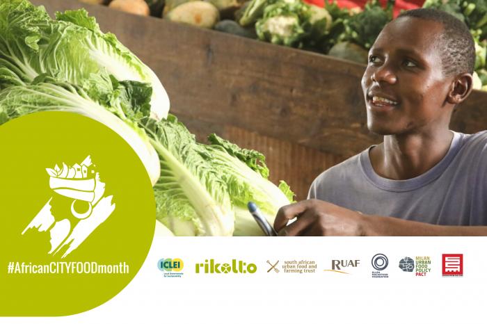 Les jeunes oeuvrent aux changements alimentaires dans les villes africaines