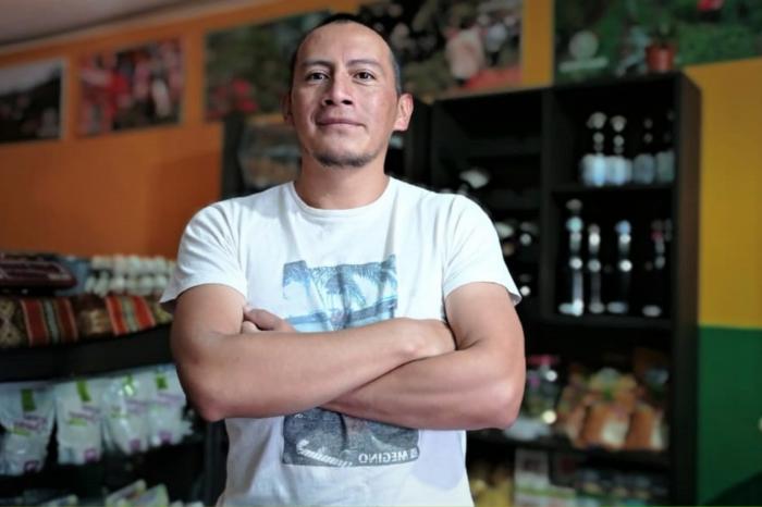 Diego: un joven acortando la brecha entre el campo y el sur de Quito