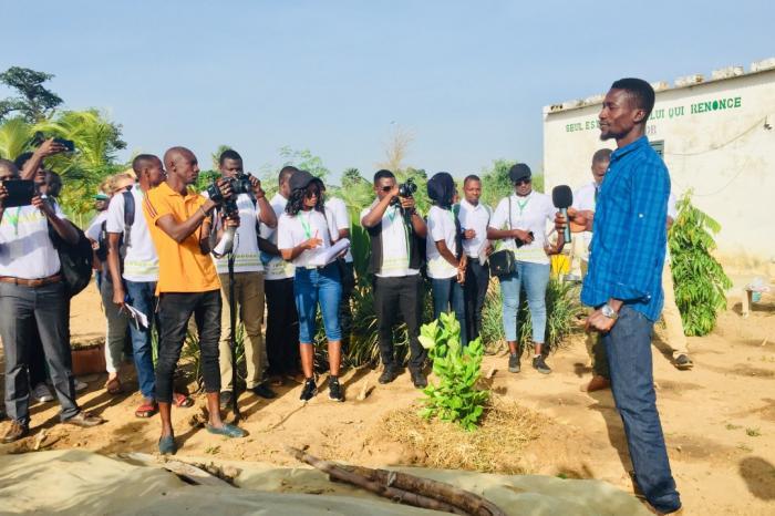 Les jeunes s'informent des opportunités d'affaires dans le système agroalimentaire…