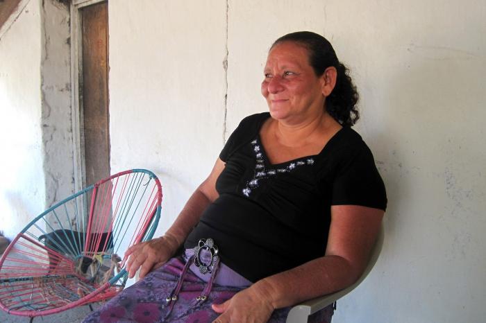 Doña Tina: Van kindarbeidster tot voorzitster