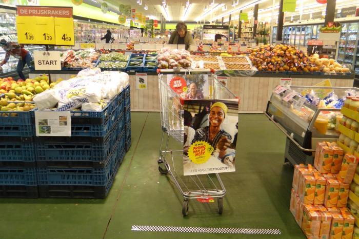 Vredeseilanden voert campagne voor leefbare prijzen voor boeren wereldwijd