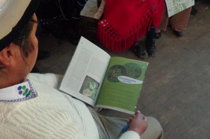 Aprendiendo de Chuya Mikuna: Un modelo agroecológico de economía solidaria