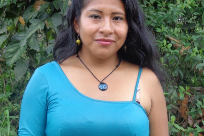 El relato de Digna Sánchez, Tesorera del Comité de Jóvenes de APECAP