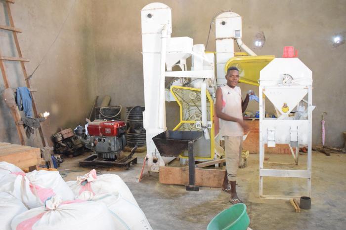 Coup de projecteur sur la riziculture dans la plaine de la Ruzizi