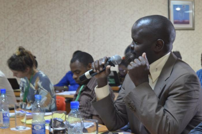 The Workshop on Agri-finance was a success!