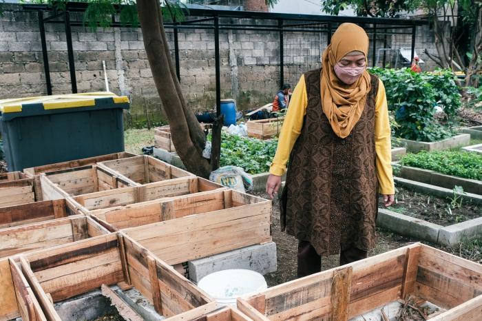 Voedsel delen en stadslandbouw vormen tandem in strijd tegen voedselverspilling
