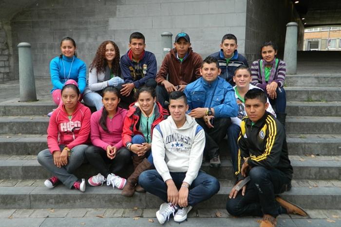 Cumpliendo el sueño de estos 12 jóvenes
