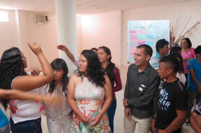 Encuentro nacional de jovenes sobre Comercio Justo