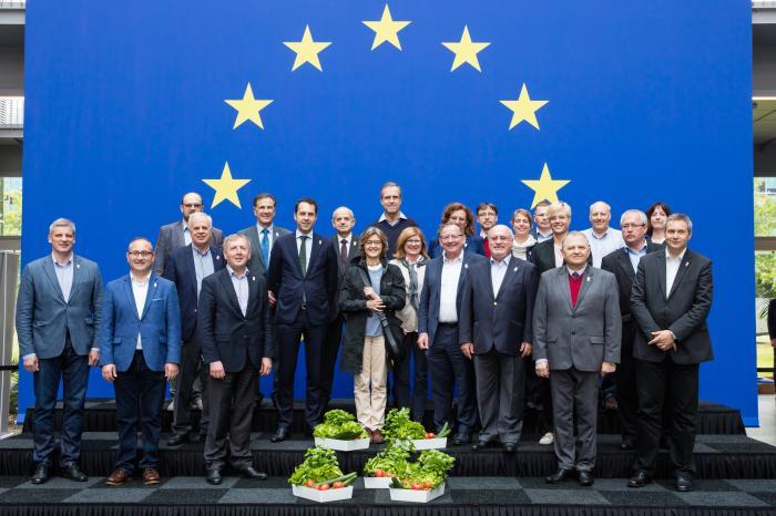 Brief aan Belgische landbouwministers pleit voor Europees landbouwbeleid dat boer én leefmilieu helpt