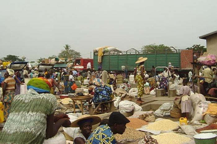 Nieuwe dynamieken op de rijstmarkt in West-Afrika