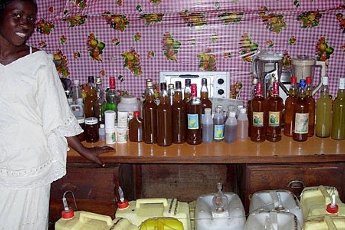 Congolese vrouwen richten brouwerij op