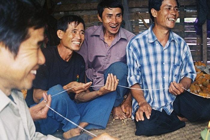 Laos: een afscheid in majeur