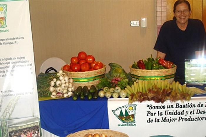 Nicaraguaanse boerinnen gaan contract aan met Walmart
