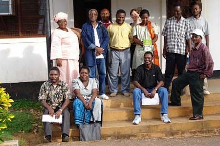 De nationale boerenorganisatie van Tanzania: vechten voor rechten