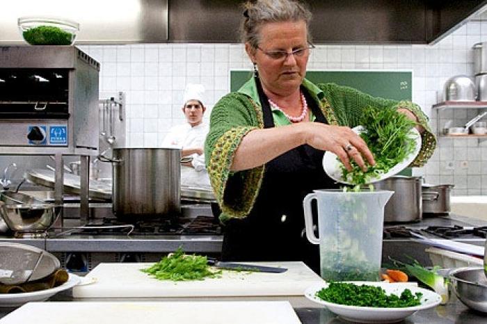Duurzame voeding in grootkeukens