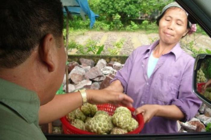 Weet wat je eet, zeker in Vietnam.