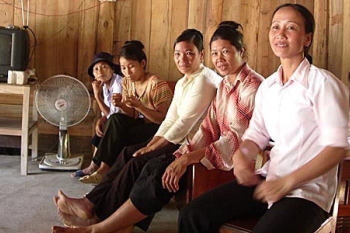 De duizend en één taken van de Vietnamese boerin