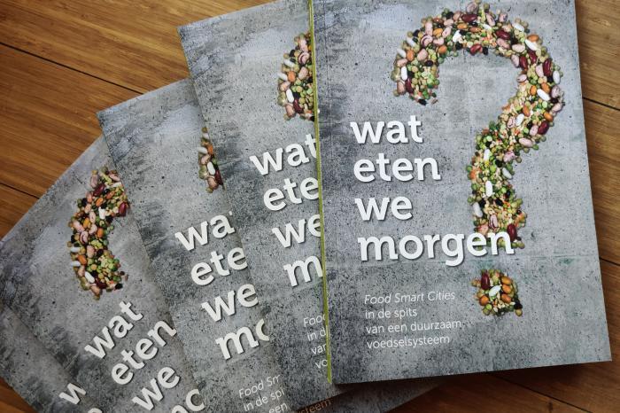 Nieuw boek schetst cruciale rol van steden in de voedseluitdaging