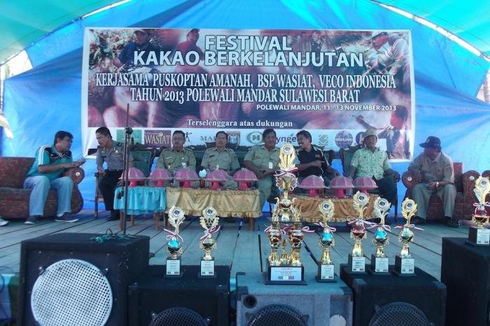 Festival Kakao Berkelanjutan Petani Polman