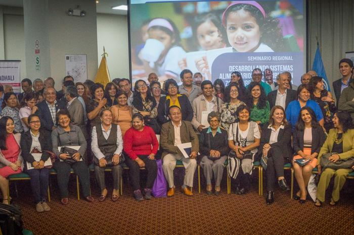 Latin American cities meet to discuss urban food systems