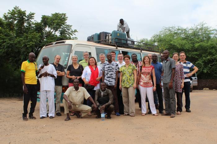 Expeditie Senegal op bezoek bij bananen- en sesamproducenten (2)