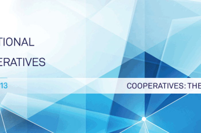 International Summit of Cooperatives 2016 - Quebec