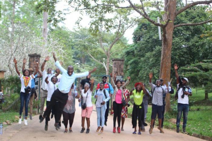 Jongeren en landbouw in Afrika