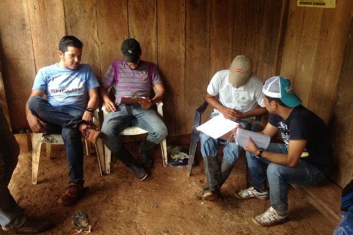 Sensemaker: para estudiar el futuro de los jóvenes en Matiguas y Matagalpa