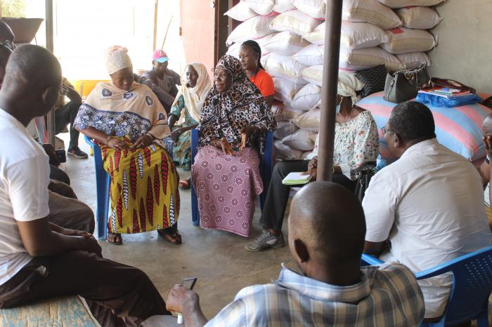 The rice mills bringing quality rice to Burkinabe consumers