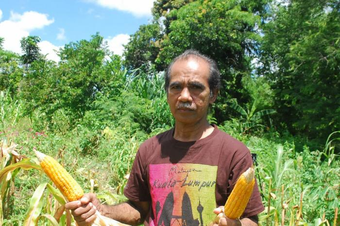 Food Sovereignty Hero from East Sumba, Indonesia