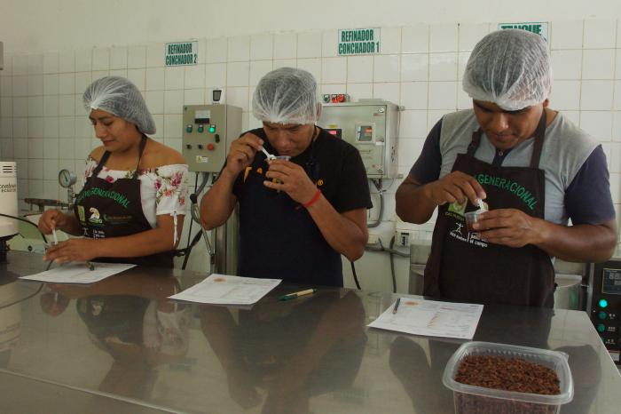 Certification of young people's skills: a new standard in cocoa?