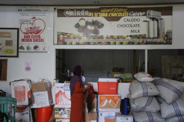 Kakao dan Cokelat di Indonesia