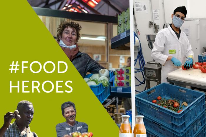 Rikolto's Food Heroes
