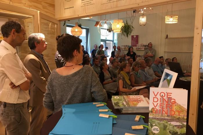 Rikolto zet Leuven op weg met stedelijke voedselstrategie