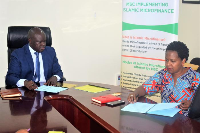 Rikolto & Microfinance Support Centre Sign MoU to Extend Financing to Smallholder Farmers