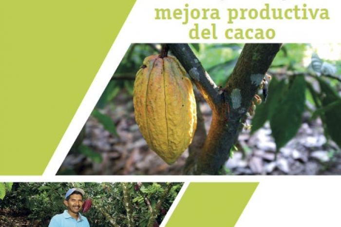 Colección de esquinas técnicas para la mejora productiva del cacao (2016).