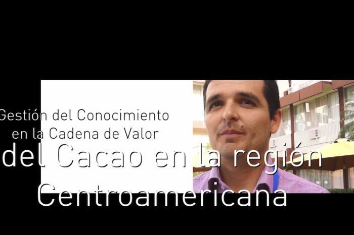 Video: Dando voz a los protagonistas. Oswaldo Segura, Consejo Agropecuario Centroamericano.
