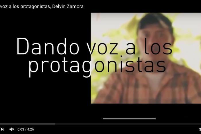 Video: Dando voz a los protagonistas. Delvin Zamora, Cooperativa La Campesina