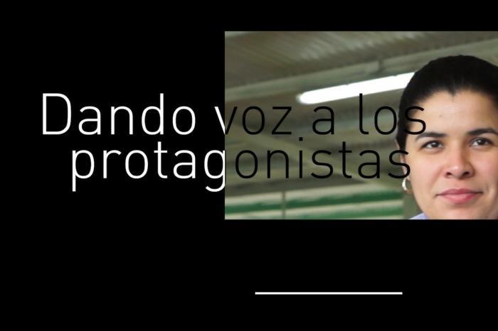 Video: Dando voz a los protagonistas. Lisbeth Rodríguez, Cooperativa Tomatoya.