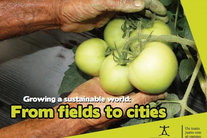 Cultivando un mundo sostenible: de los campos a las ciudades