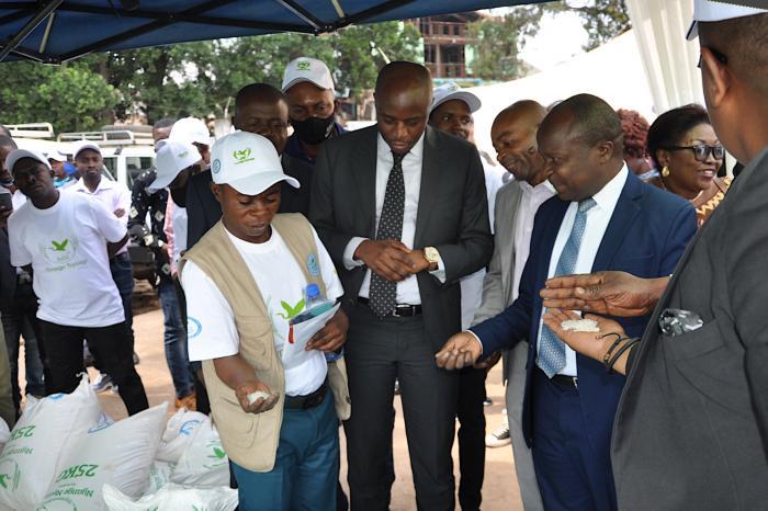 Rikolto fête l'indépendance du Congo avec le lancement du label de riz de qualité Nyange Nyange