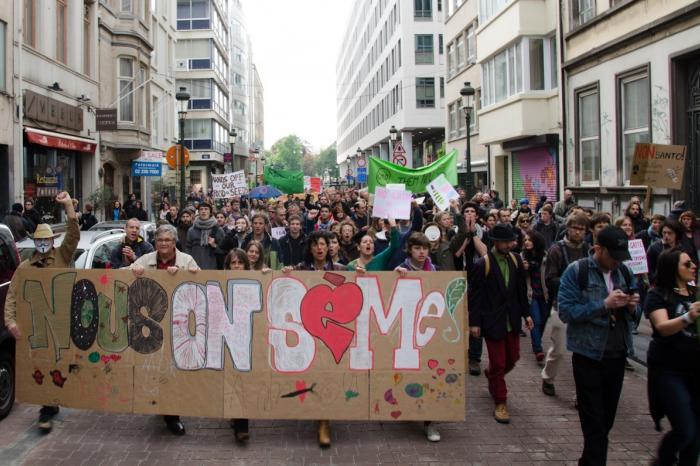 Protesteren tegen Monsanto of tegen lakse overheden?