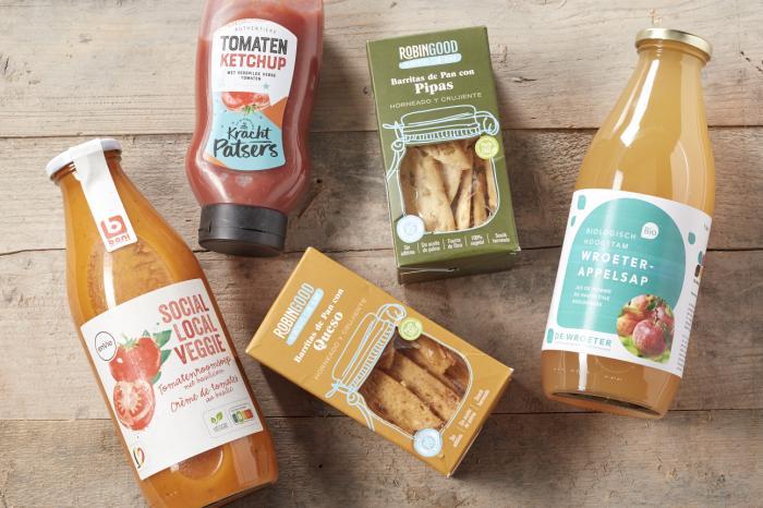 Robin Food duurzaamheidsmand te koop bij Okay